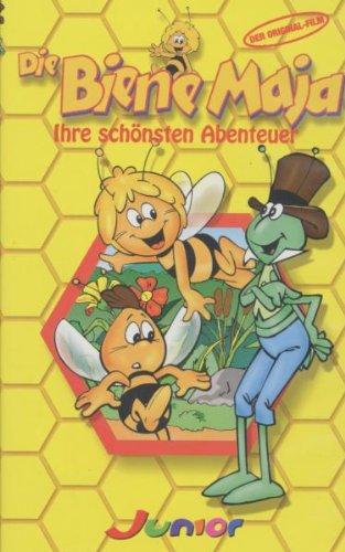 Die Biene Maja - Ihre schönsten Abenteuer. Der Original-Film [VHS]