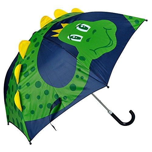 Postler Hans 62860 - Regenschirm Dinosaurier, Sammelfiguren und Zubehör