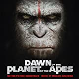Dawn Of The Planet of The Apes [180 gm 2LP black vinyl]