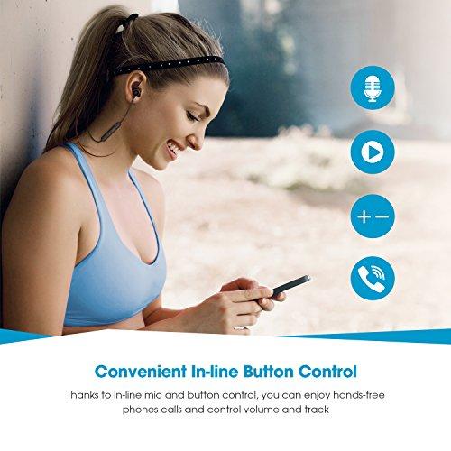 SoundPEATS Bluetooth Earphones with Mic, Q30 Dual 4 1
