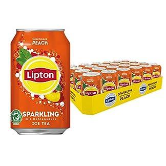 Lipton-Sparkling-Ice-Tea-Peach-Eistee-mit-Kohlensure-und-Pfirsich-Geschmack-24-x-033l