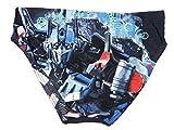 TRansformers Badehose blau (104, dunkelblau)