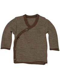 Disana lana de merino orgánica Wrap Over Jersey