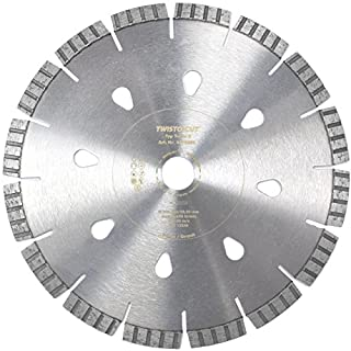 TWISTO-CUT Diamant-Trennscheibe Universal Typ TURBO K, Ø230 mm für Beton, Naturstein, harte Materialien