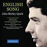 English Song - John Shirley-Quirk