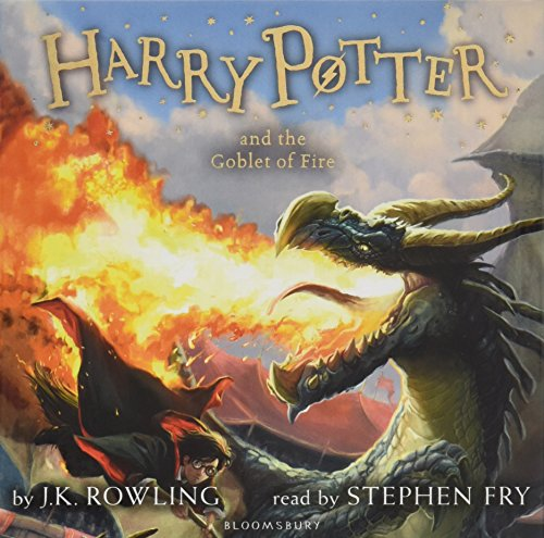 Harry Potter and the Goblet of Fire (Harry Potter 4) (Potter Uk Harry Audio-cd)