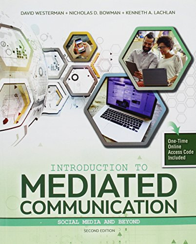 PDF] Download Introduction to Mediated Communication +