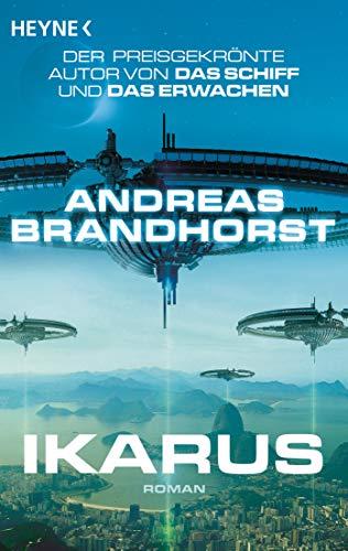 Buchseite und Rezensionen zu 'Ikarus: Roman' von Andreas Brandhorst