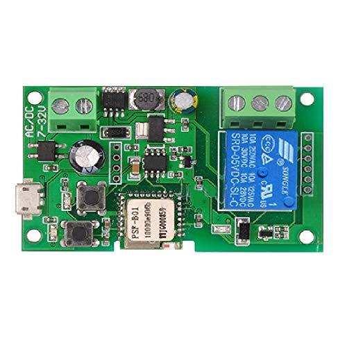 OWSOO® Sonoff DC5V 12V 24V 32V Wifi Switch Wireless