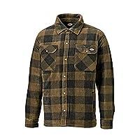 Dickies Portland Thermohemd voor heren, Large, groen (khaki), 1