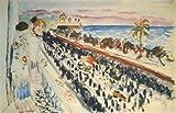 Henri Matisse Karneval in Nizza Poster Bild Kunstdruck
