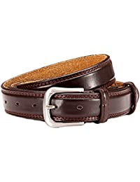 Herren Überlängen Gürtel Jeans Gürtel 3 cm Breite - abgerundete Metall-Schließe - Individuell kürzbar