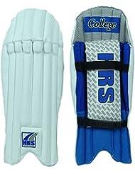 HRS College Professional Light Weight Cricket Pads droite-gauche Batting Leg Guard