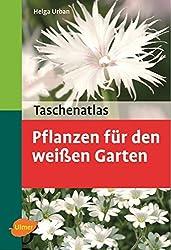 Taschenatlas Pflanzen für den weißen Garten (Taschenatlanten)