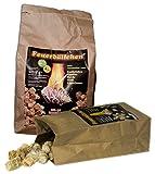 iapyx® 320 Stück Feuerbällchen Bio Anzünder Kaminanzünder Grillanzünder Ofenanzünder