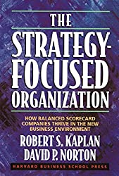 The Strategy-focused Organization : How Balanced Scorecard Companies thrive In the New Business Environment.