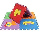 Specifiche tecniche: .Color: Colore casuale .Material: EVA .product Dimensioni: 30 * 30 * 1cm (11,8 * 0,4 pollici) .product Peso: 626g (1.38lb) .Package Dimensioni: 31.2 * 31.2 * 10cm (12.312.3 * 3.9in) .Package Peso: 642g (1.41lb) pacchetto che comp...