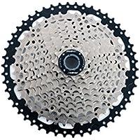 MSC Bikes CS1MSC101150 Cassette, Gris, 10V 11-50