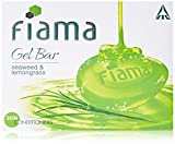 #10: Fiama Clear Spring Gel Bar Seawood and Lemongrass, 125g