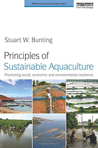 Principles of Sustainable Aquaculture Cover Image
