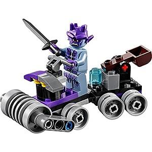 Lego Nexo Knights Shrunken Headquarters - 30378  LEGO