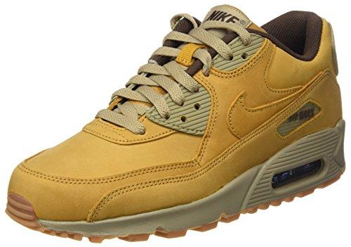 Nike Damen Wmns Air Max 90 Winter Kurzschaft Stiefel, Braun (Bronze/Bamboo/Bronze), 39 EU (Stiefel Nike Winter)