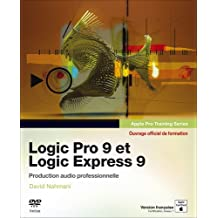 Logic Pro 9 et Logic Express 9 (1DVD)