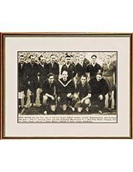 World of Football Fotorahmen 1.FCK DEUT. MEISTER 1953