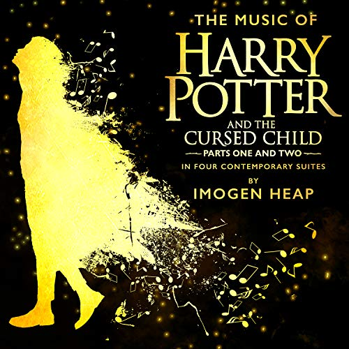 The Music of Harry Potter and the Cursed Child (Audio-cd Potter Harry Uk)