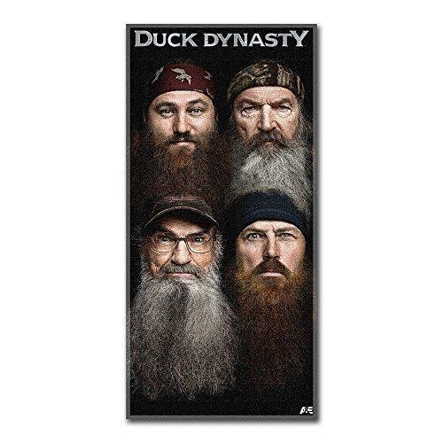 Northwest A & E Duck Dynasty, Bart Strandtuch von The Company, 28von 147,3cm