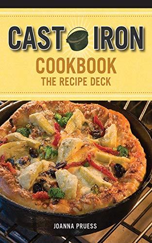 Cast Iron Cookbook: The Recipe Deck (English Edition) Mitt Pot Holder