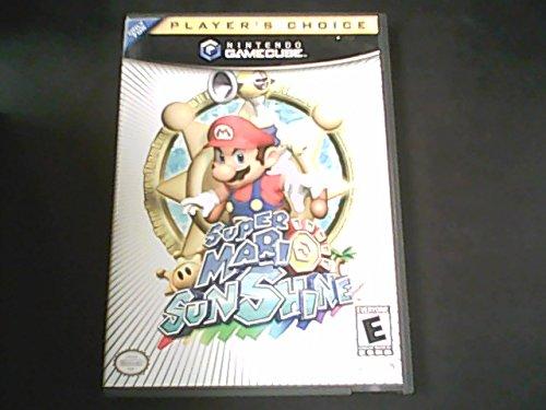 Super Mario Sunshine (Nintendo Gamecube Super Mario)