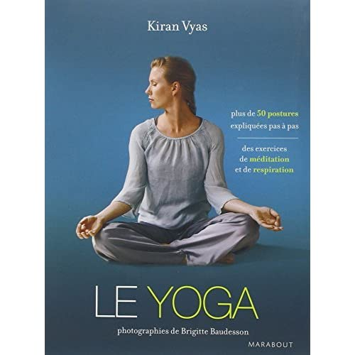 YOGA (LE) + DVD by KIRAN VYAS