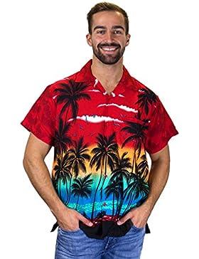 Funky Camicia Hawaiana, XS-6XL
