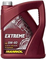 MANNOL Motorenöl Extreme 5W-40 API SN/CF, 5 Liter