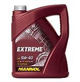 MANNOL Motorenöl Extreme 5W-40 API SN/CF