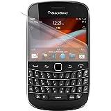 Modern-Tech 10Stück transparenter Displayschutz für Blackberry 9900Bold Touch -