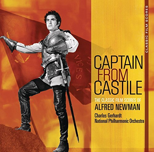 Captain From Castile by Charles Gerhardt (2010-10-19) ()