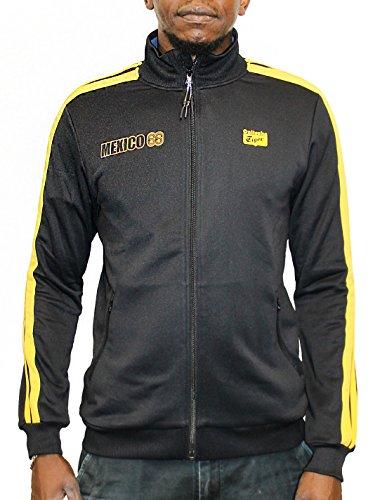 Preisvergleich Produktbild Retrojacke Asics Mexico 66 schwarz/gelb XL