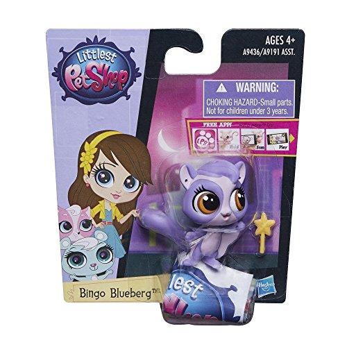 Hasbro European Trading B.V. A8229EU4 - Littlest Pet Shop Sammeltierchen B, Spiele und Puzzles
