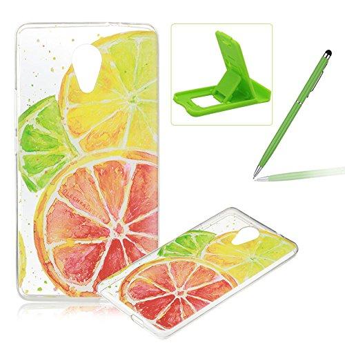 per-wiko-robby-custodia-morbidoherzzer-mode-crystal-creativo-elegante-fette-di-limone-quadro-dipinto