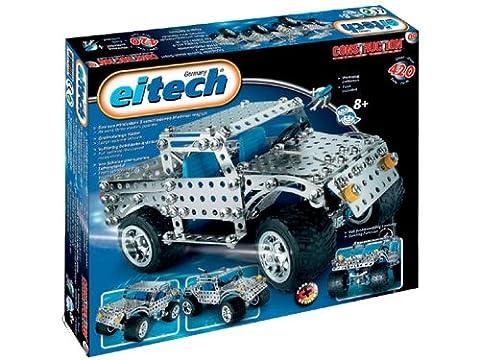 Eitech - C09 - Jeu de Construction - Kit Métallique