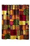 Avanti Linens Adirondack Pine Shower Curtain, Multi