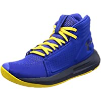 Under Armour UA BGS Torch Mid, Zapatos de Baloncesto para Niños