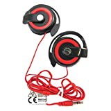 Les Trésors De Lily P2770 - Ecouteurs sport 'Coloriage' rouge (be mix)