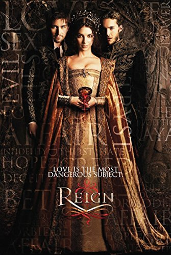 24x36 Poster Print Reign Cast by Innerwallz