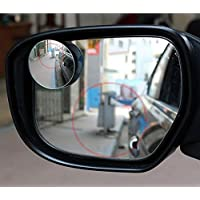 Topways® Auto Convesso Rotondo Retrovisore Blind Spot