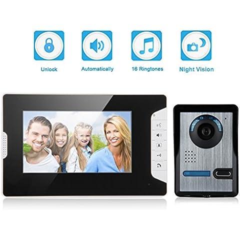 Floureon Video Door Phone 7