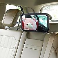 Espejos para asientos traseros beb for Espejos para ver a los bebes en el coche