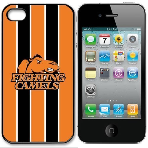 NCAA Campbell Fighting Camels Iphone 4 and 4s Case Cover